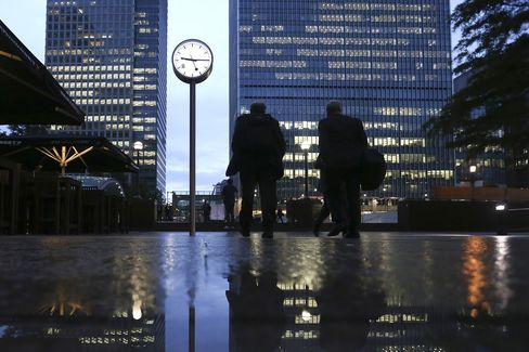 London's Financial-Services Industry