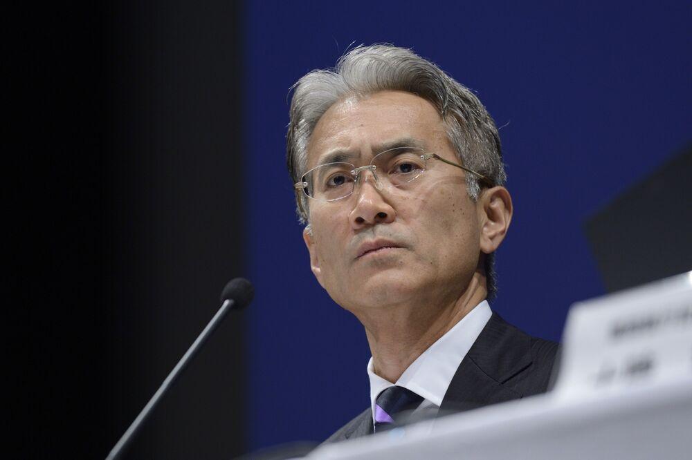 ソニー 吉田CFOが社長 平井氏は会長に 右腕からトップへ bloomberg