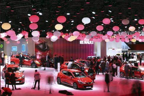 Renault 2012 Earnings Beat Estimates as Debt Is Eliminated