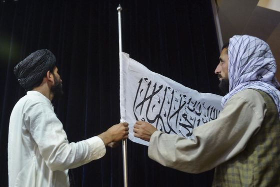 Taliban Vow No Haven for Terrorists, Breaking With Own Past