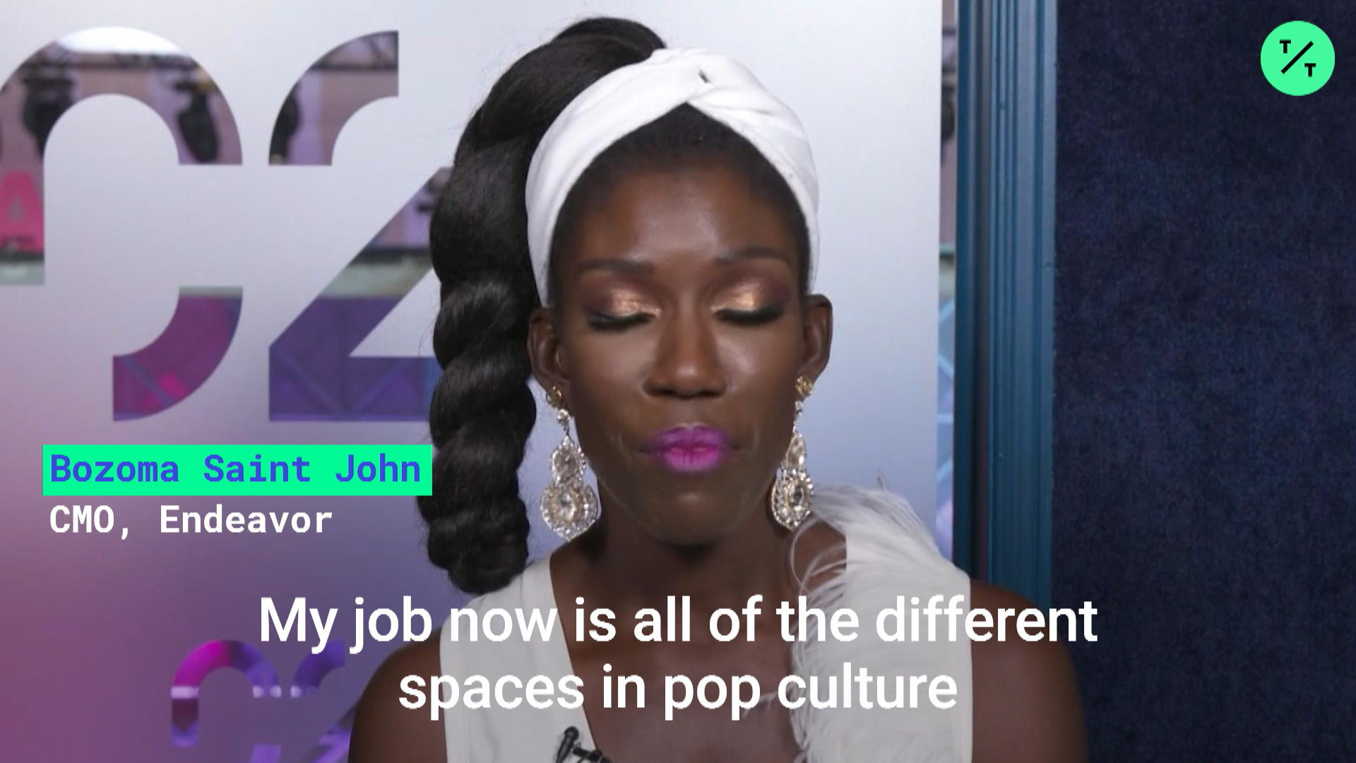 Bozoma Saint John on Work at Endeavor
