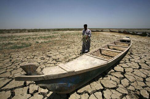 Water Shortage in Iraq