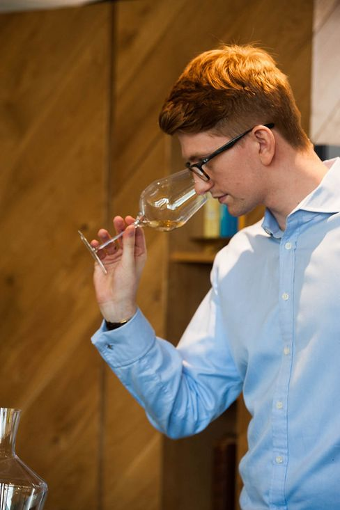 Sharkey of Restaurant Story says sommeliers aren't changing the world; they should simply share their enjoyment of wine.