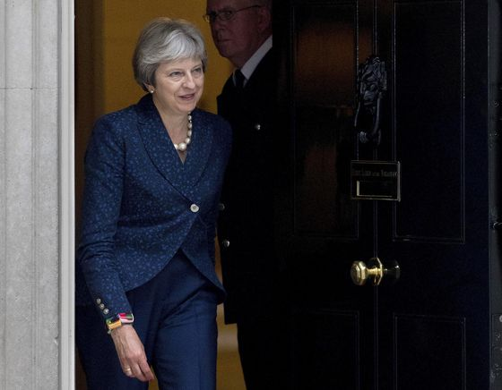 Brexit Bulletin: May Fights On