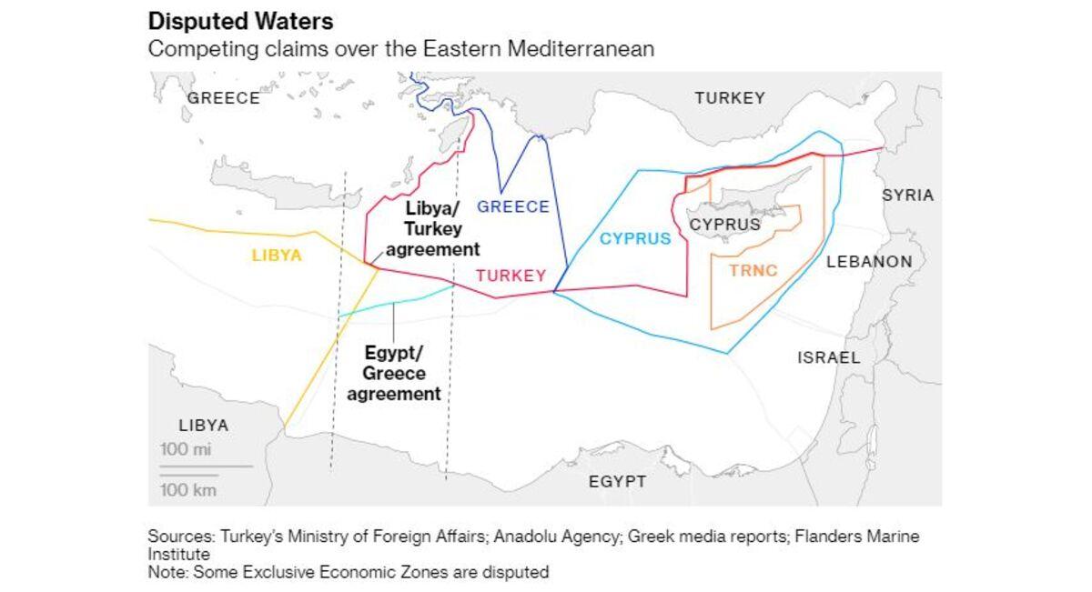 Egypt, Greece, Cyprus Form Six-Member Mediterranean Gas Group