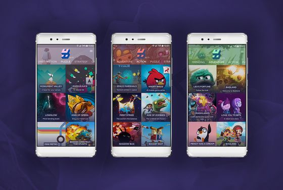 Angry Birds Developer Seeks Backers for Its 'Netflix of Games' Service