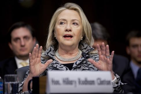 Defense Week Ahead: Clinton Breaks Silence on Benghazi Attack