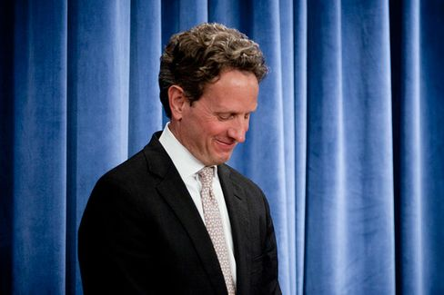 Timothy Geithner and Why the Revolving Door Might Be a Good Thing