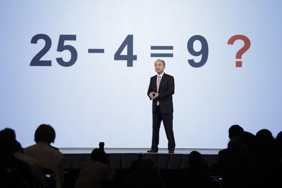 SoftBank's Son Transforms $5.5 Billion to $17 Billion Overnight