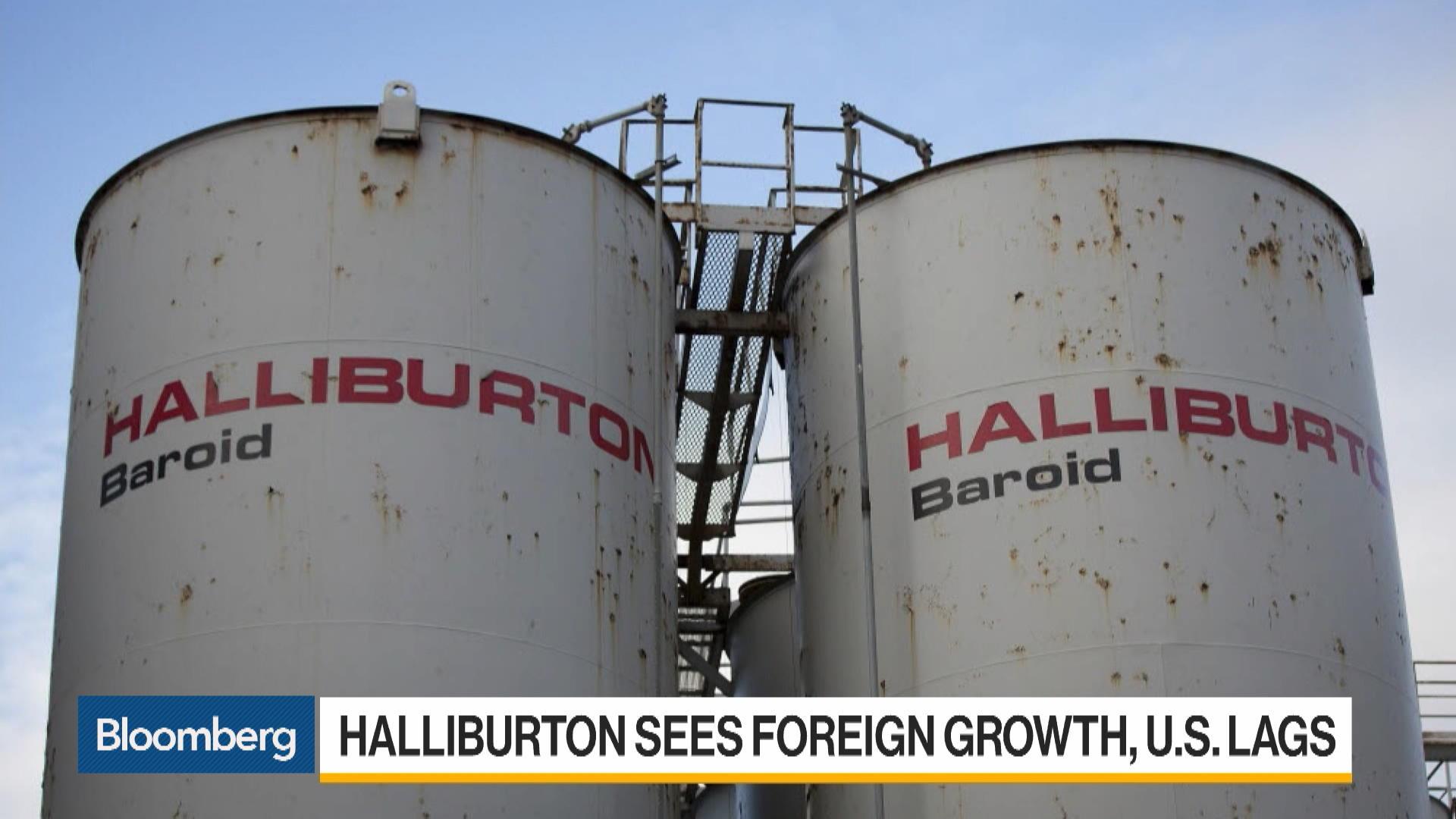 HAL:New York Stock Quote - Halliburton Co - Bloomberg Markets