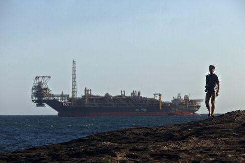 OSX Brasil's OSX-3 Oil Vessel