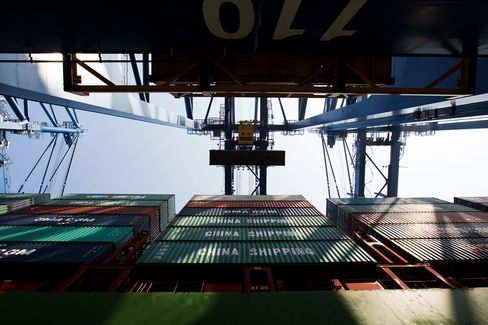 Operations At The BNCT Co. Container Terminal Ahead Of Trade Figures