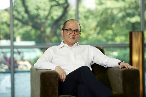 Osim International CEO Ron Sim
