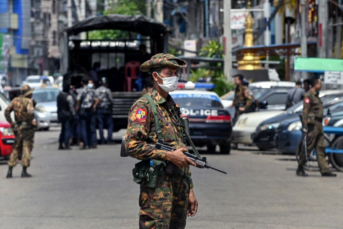 Myanmar Loses 1.2 Million Jobs After Coup, UN Labor Agency Says