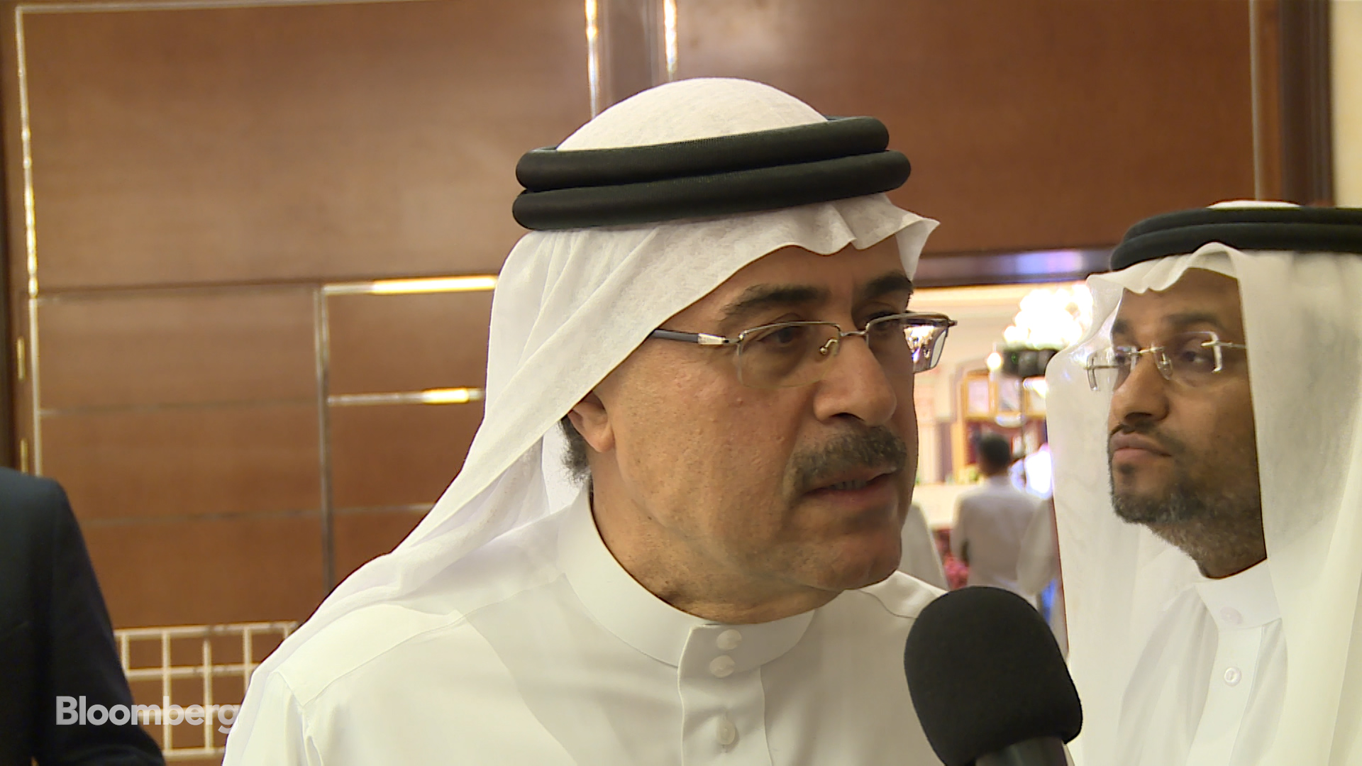 Saudi Aramco CEO Amin Nasser, Says Damaged Oil Plant Will Be Back To Capacity By End of September