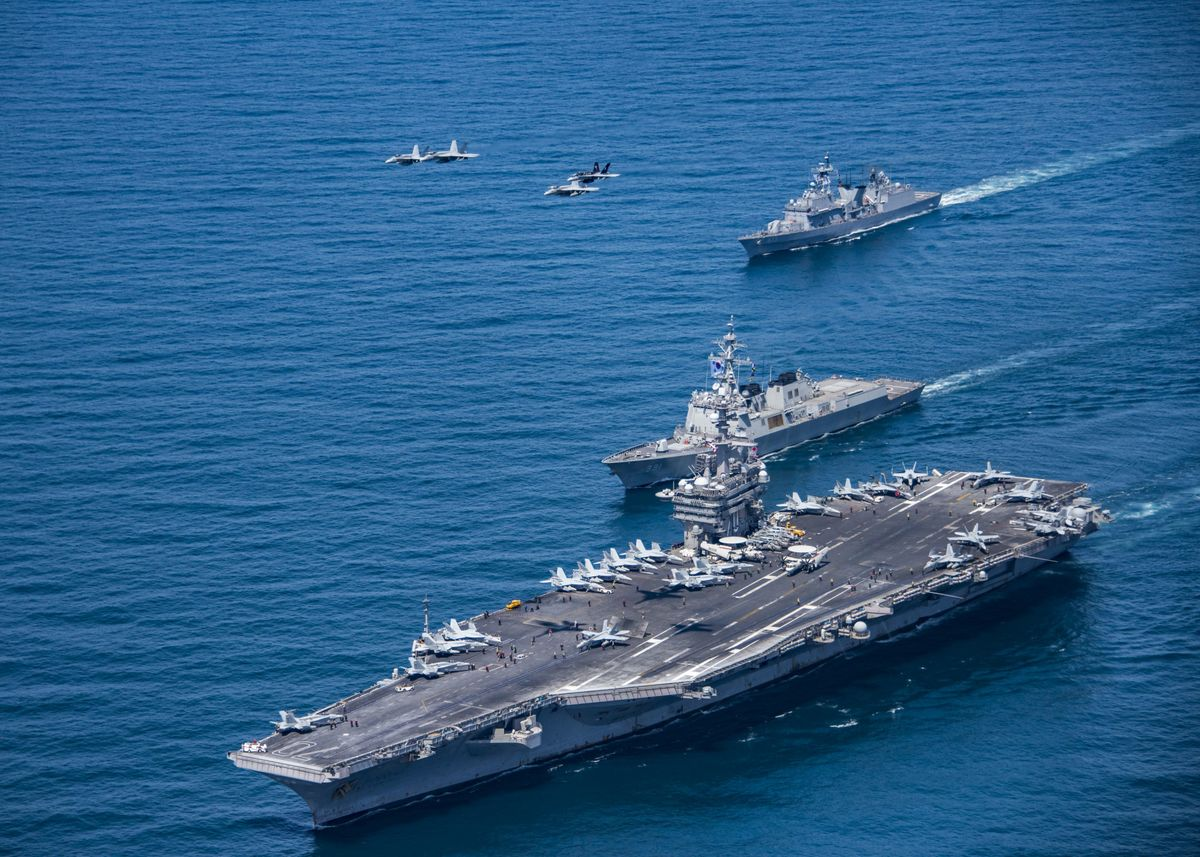 A Naval Blockade Is the Best Option to Cut Off North Korea