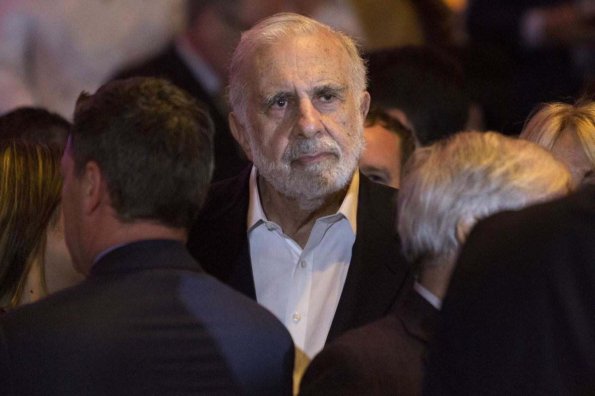 Icahn Quits White House Role After Conflict-of-Interest Questions
