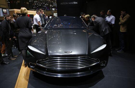 The Billionaire's Big Job of Restoring Aston Martin