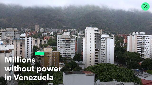 Venezuela Telecom Operators Struggle to Overcome Power Failures
