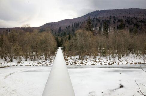 Bratstvo Gas Pipeline
