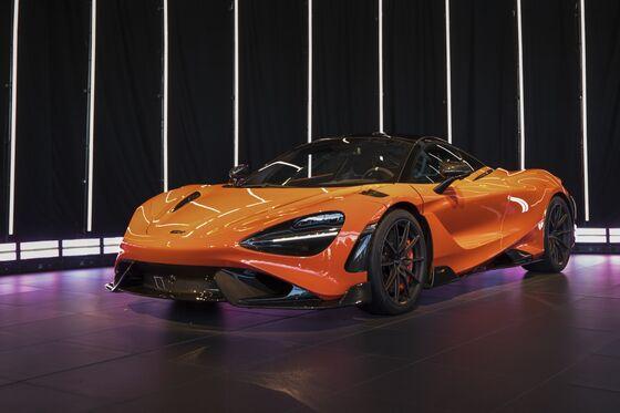 McLaren Bonds Draw Billions in Investor Demand