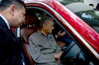 A Morning with Malaysia's Leader Mahathir Mohamad
