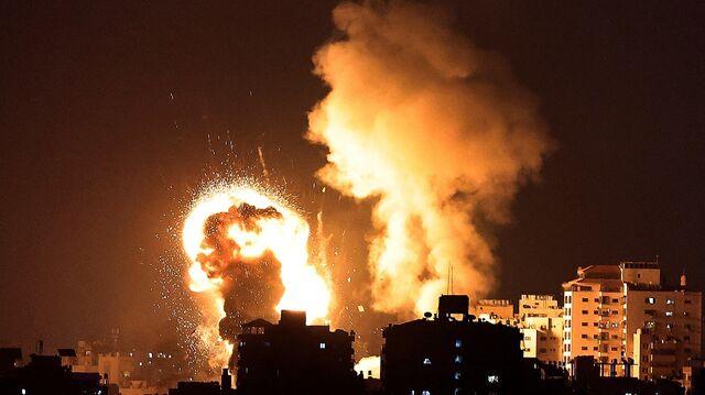 Israel, Hamas Escalate Attacks