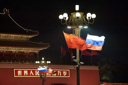 Russia's Shrinking Leverage With China