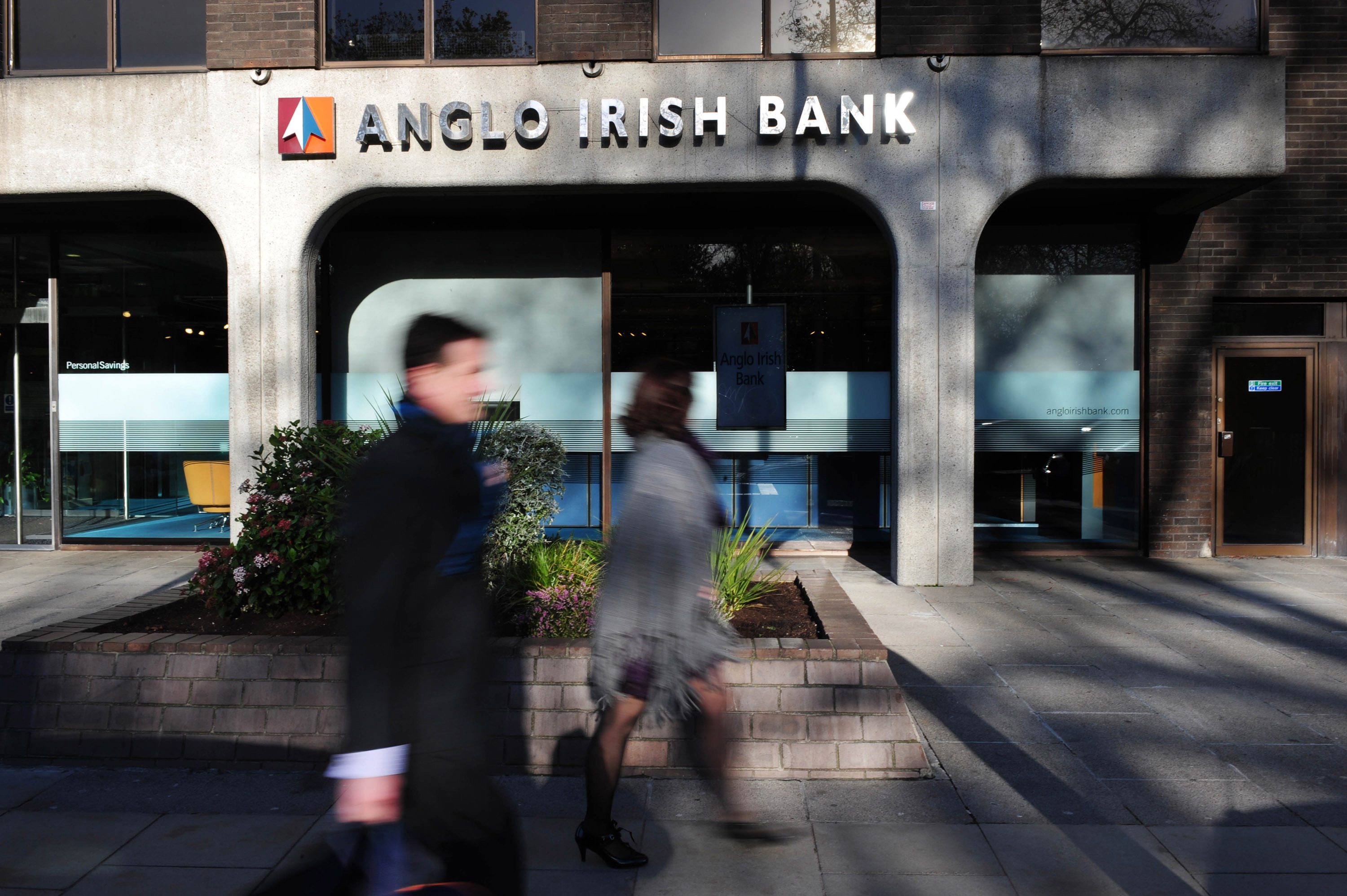 irish financial crisis