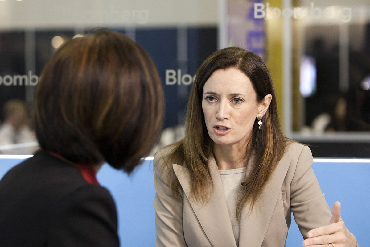 Blythe Masters Grapples With Gender Diversity in Crypto