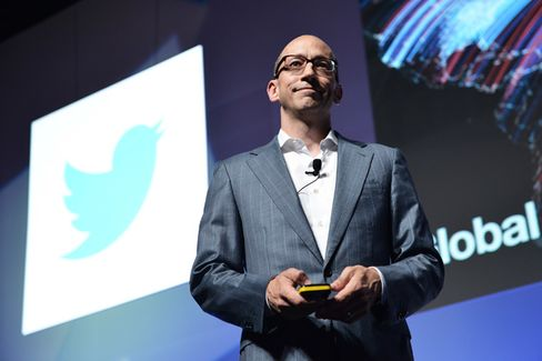Dick Costolo: Twitter Is a Reinvention of the Town Square???But With TV