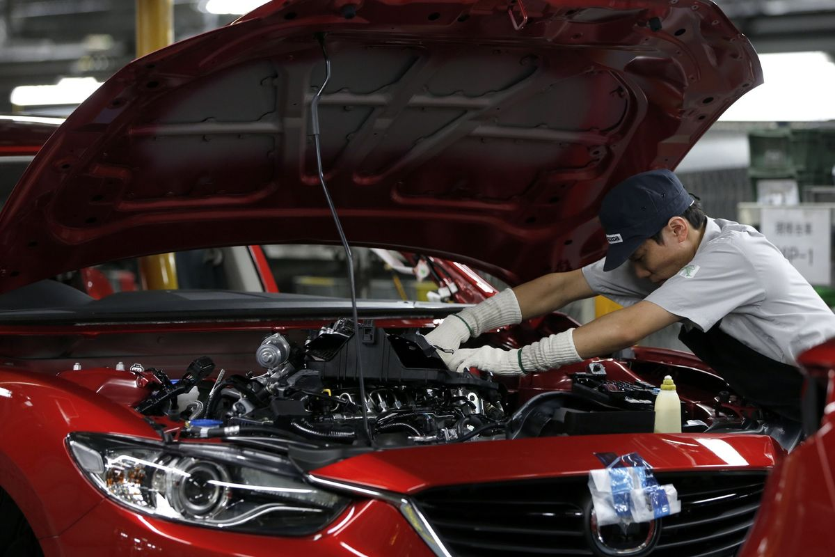 Carmakers Are Choking on Blue-Sky Emission Rules