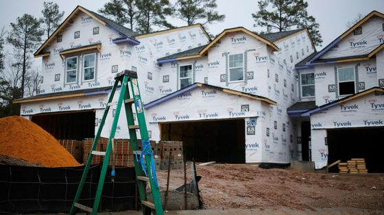 U.S. New-Home Sales Fall by More Than Forecast as Prices Surge