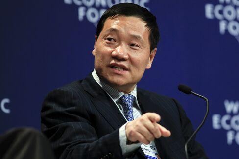 Former Bank of China Ltd. Chairman Xiao Gang
