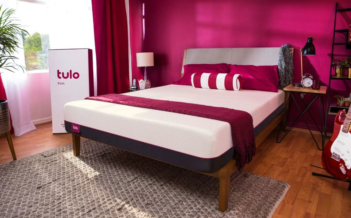 mattress firm creates bed in box startup to challenge casper bloomberg