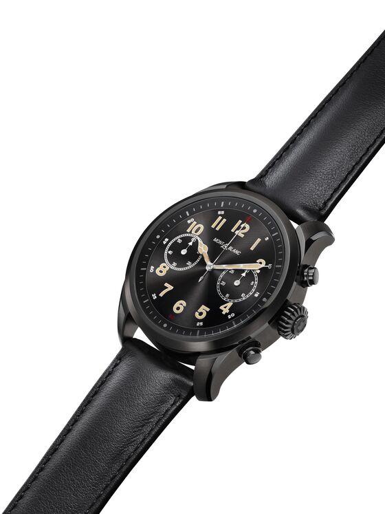 Montblanc'sSummit2 Smartwatch Amps Upthe Tech, Stays Luxurious
