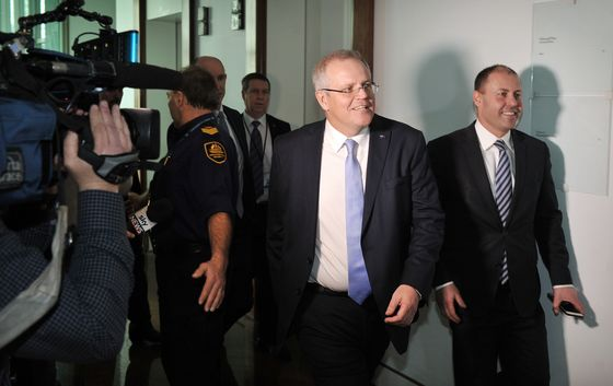 Morrison Vows Stability After Yet Another Australian Leader Falls