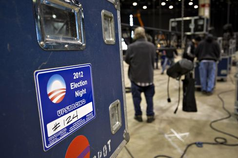 U.S. Economy Set for Better Times Whether Obama or Romney Wins