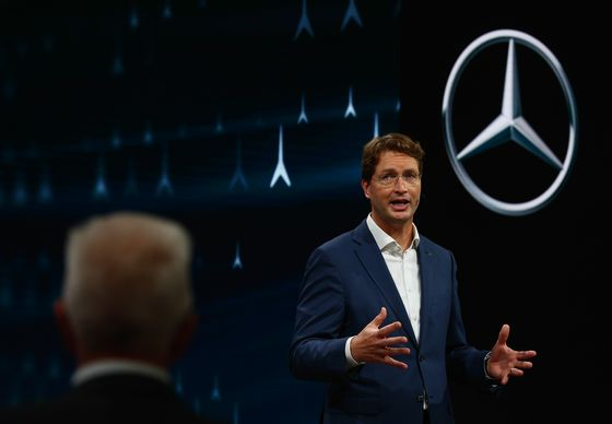 Daimler Goes Bold in Biggest Shake-Up Since Chrysler Sale
