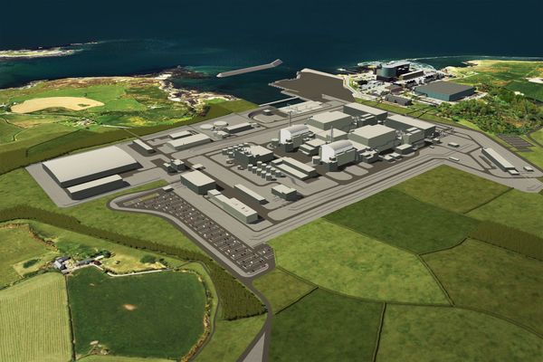 relates to U.K. Nuclear's Future Left in Limbo as Investors Walk Away