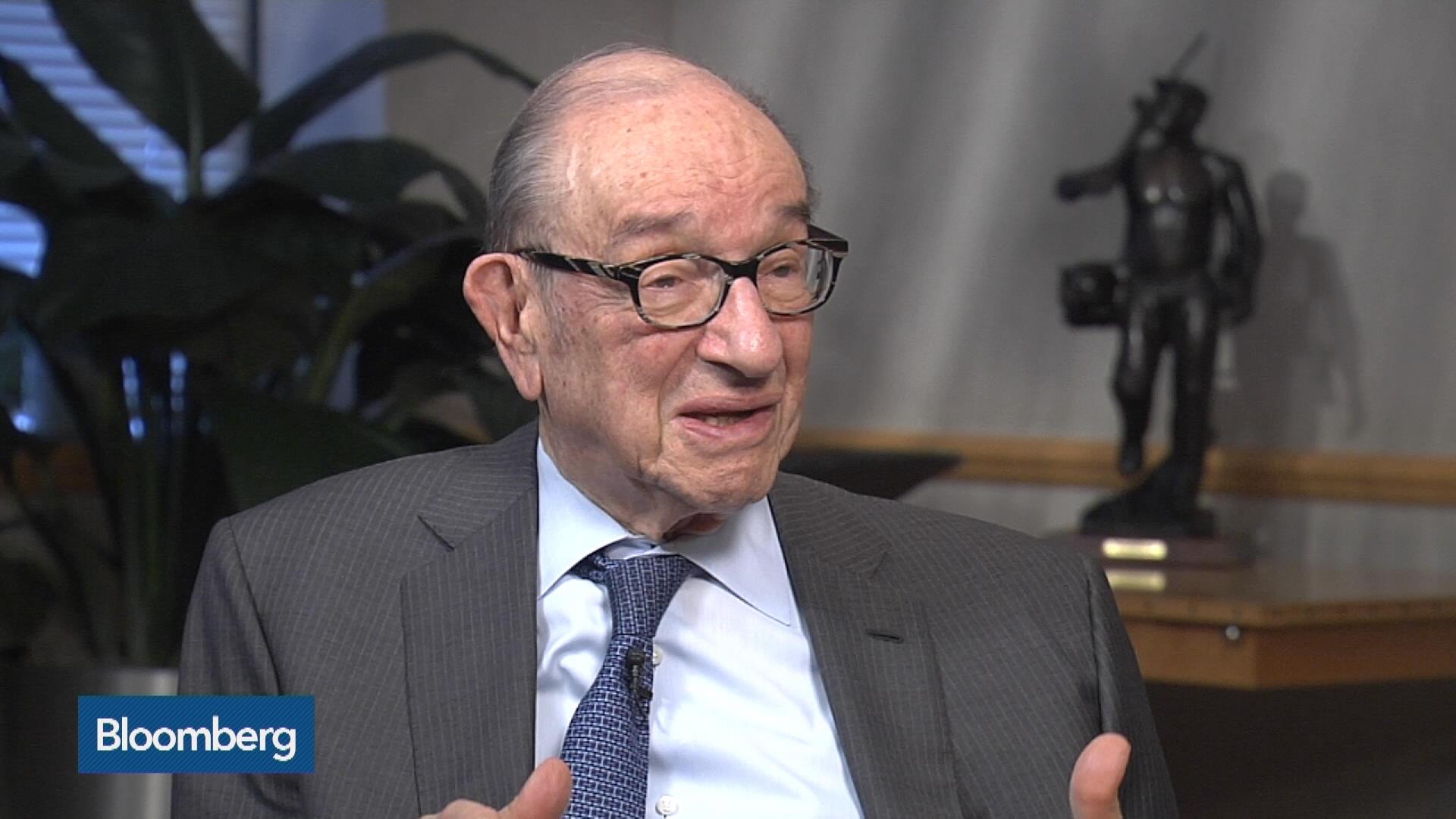 Alan Greenspan 2016