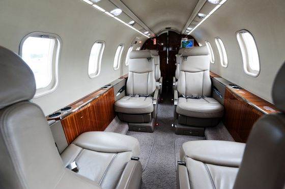 Learjet's Fall From Luxe to Loser Reflects Rising Bar for Swank