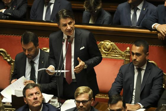 Italian Opposition Ready to Talk About Alliance With Five Star