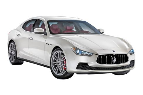 An Entry-Level Maserati to Woo Drivers Bored With BMW