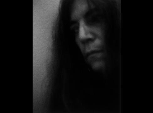 A self portrait by Patti Smith