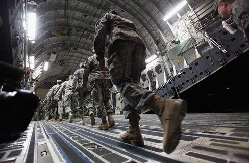 Army to Cut 12 Combat Brigades by 2017 in Postwar Drawdown