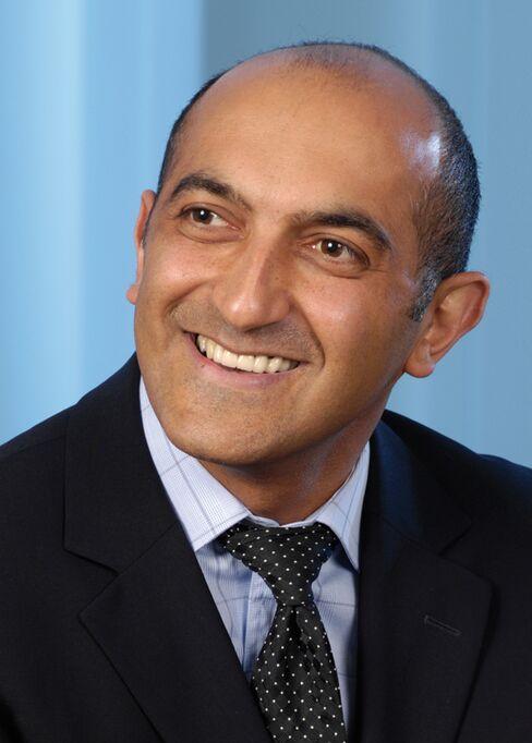 AMP Capital Investors Ltd.'s Nader Naeimi