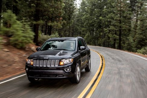 Jeep and Subaru Win a Snowy Month of Car Sales