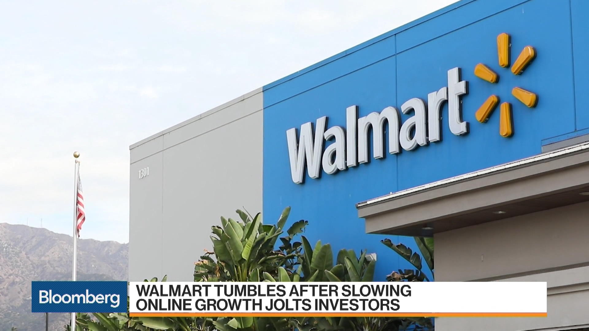 Walmart's Amazon Killer Goes From Superstar to Man on Hot
