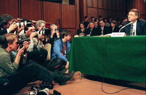Tech Giants Brace for Washington Showdown in Echo of Bill Gates